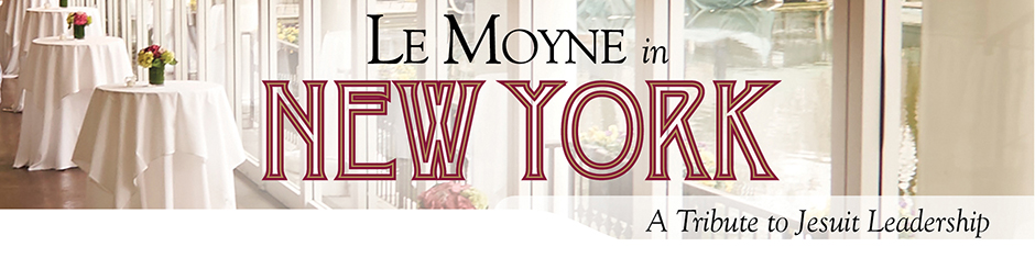Le Moyne in New York